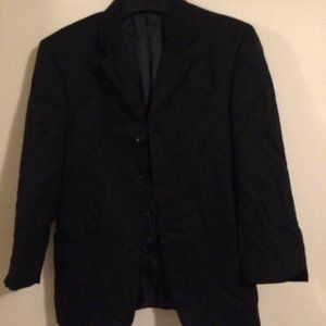 Jones New York Black suit jacket N07